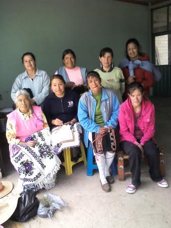 Las Artesanas Del Fresno Group