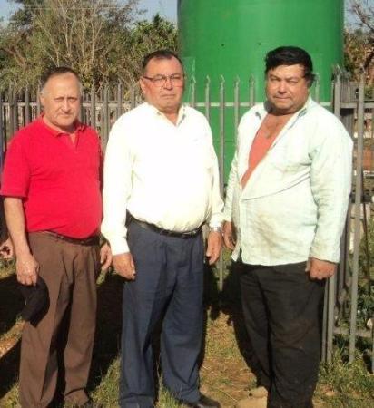 Comision Vecinal Del Barrio Azucena Group