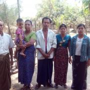 Kha Lauk Ta Yar (A) Village Group