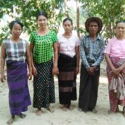 Kyu Chaung Ywar Ma- 1 (E ) Village Group