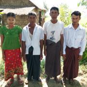 Pyapon Ta Man – 2 (D) Village Group