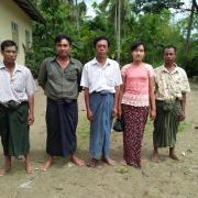 Tu Myaung – 1 (Gyo) (E) Village Group