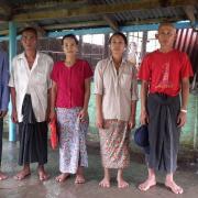 Auk Kyaung-2 (E ) Village Group