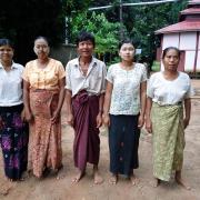 Saik Kya-2 Village Group D
