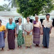 Shwe Paya Taw-1(F) Village Group F