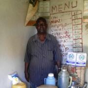 Stephen Mutuku