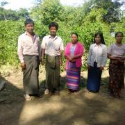 Gwet Gyi(1)B Village Group