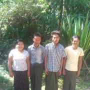 Gyo War Kyauk Ye Su-2D-D Village Group