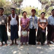 Thae Kone Gyi-(2) Duck-B Village Group