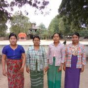 Ni Pa Say Taw(3)D Village Group