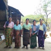 Tha Pyay Pin-4(A) Village Group
