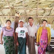 Khun Hnit Chet-1(F) Village Group
