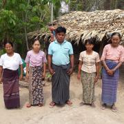 Hpan Khar Pin-1(E) Village Group