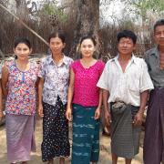 Tha Yet Kan(Wan Be Lu)-1(B) Village Group
