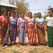 Ah Lel Ywar-1(A) Village Group