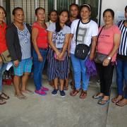 Center 174 Camatio Women's Association Group