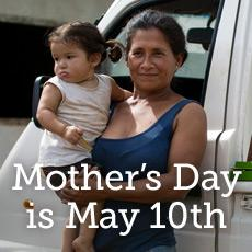Send a Kiva Card to the special moms in your life