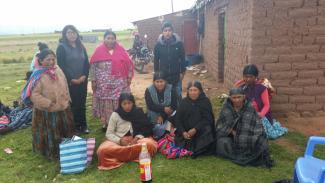 Rositas De Huancollo Group