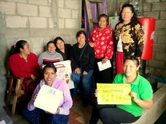 Mujeres Trabajadoras Salcaja Group