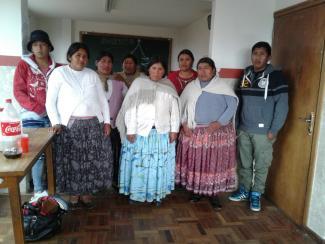 Ayrampitos Group