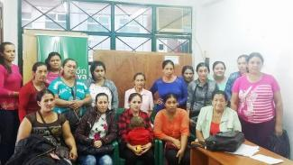 Las Guerreras Group