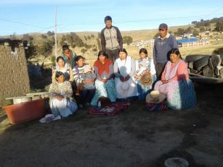 Las Cariñosas De Kalaque Group