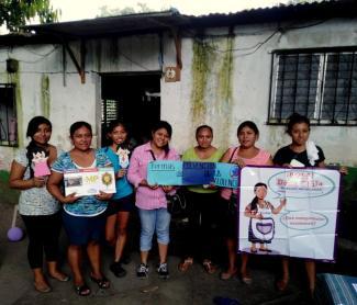 Mujeres Triunfadoras Patulul Group