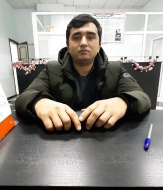 Safarbek
