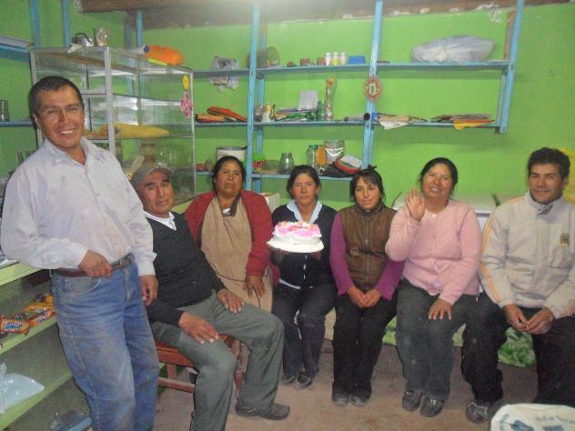 Allin Llankaqcuna De Chichubamba Group