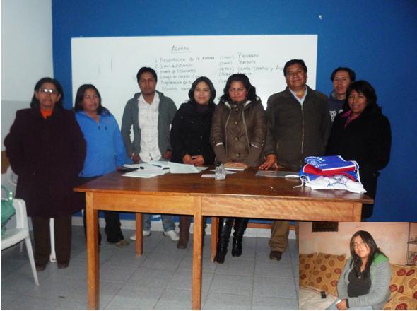 Señor De Huanca Milagroso Group