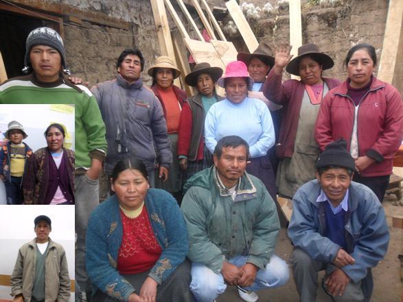 Mamacha Rosario - Huancarani Group