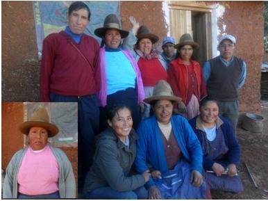 Los Gigantes De Santiago De Chacan Group