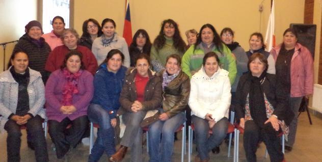 Pemuco Crece Contigo Group