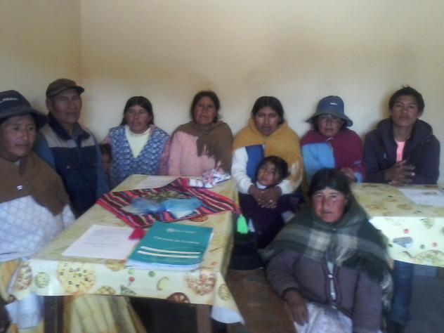 Santa Catalina De Escoma Group