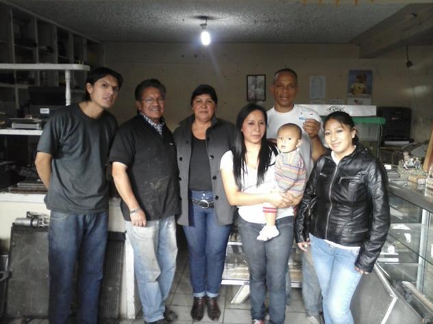 Los Angeles  (Cuenca) Group