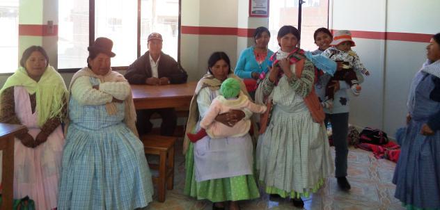 Flor De Papa Group