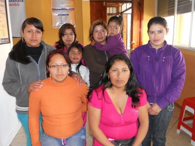 Mujeres De Esperanza  (Cuenca) Group