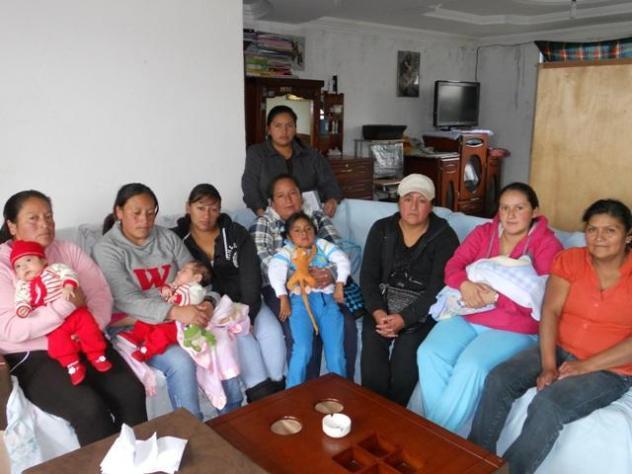 Corazón De María  (Cuenca) Group