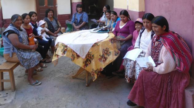 Perlas De Sorata Group