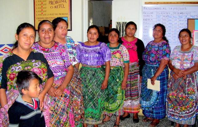 Mujeres Las Estrellas Group