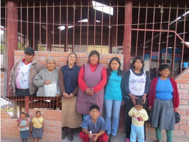 Los Comerciantes De Andahuaylillas Group
