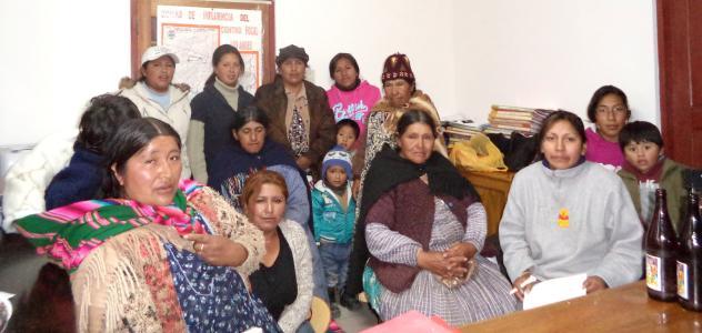 Mujeres Mañaneras Group