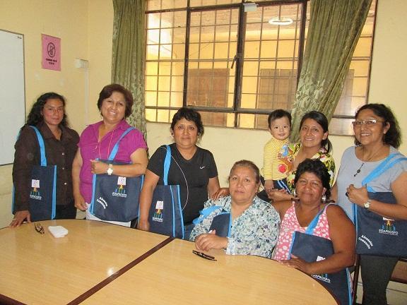 Peruanos A Trabajar Group
