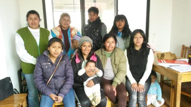 Fe Y Esperanza Group