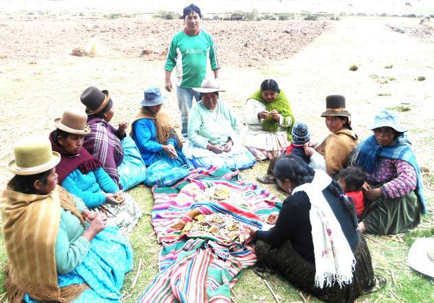 Santa Lucia De Pescaderas Group