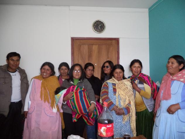 Vicuñitas Group
