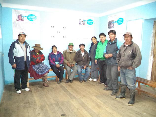 Los Triunfadores De Pomacanchi Group