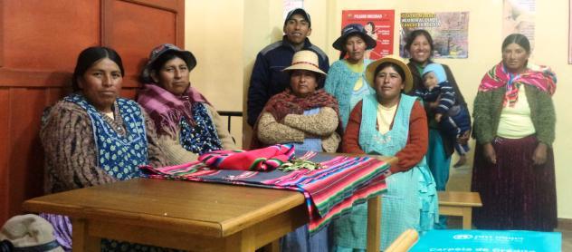 Machacamarca Group