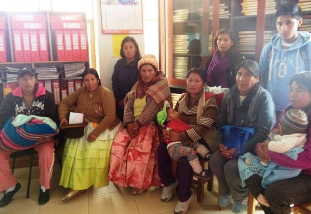 Mujeres Progresivas Group