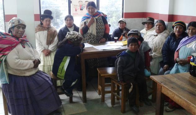 Trabajadoras De Señor De La Cruz Group